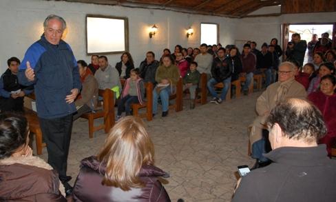 MOP O'Higgins inicia anheladas obras de pavimentación rural en comuna de Chépica
