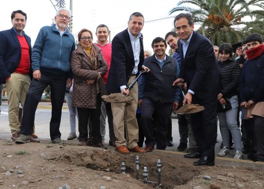 Gobierno comienza instalación de cámaras de televigilancia en Coinco