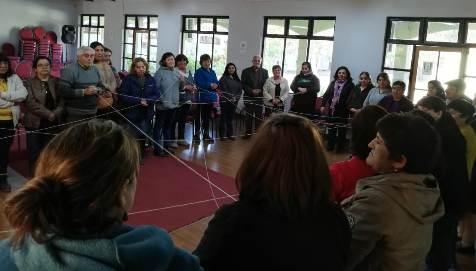 En Pichidegua abordan cuidados para pacientes postrados