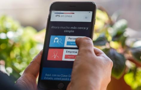 Más de 2 millones de beneficiarios del IPS ahora conocerán en línea sus fechas de pago