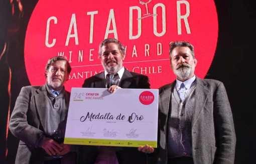 Dos vinos campesinos de Chépica y Santa Cruz ganan medalla de oro en concurso internacional