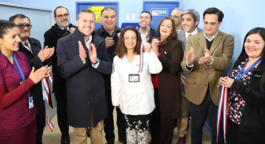 Intendente Masferrer inaugura primer mamógrafo con tecnología pionera en la región