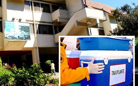 Hospital San Fernando se suma a la donación de órganos