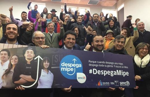 """Región de O´Higgins da inicio al """"Programa DESPEGAMIPE"""""""