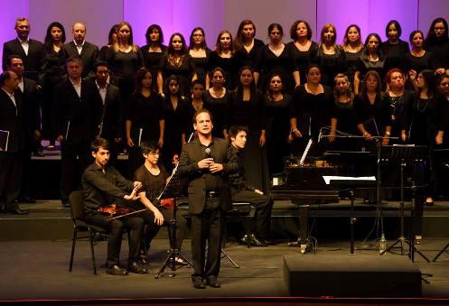 Coro Polifónico de Rancagua se presentará en sala Isidora Zegers de Santiago
