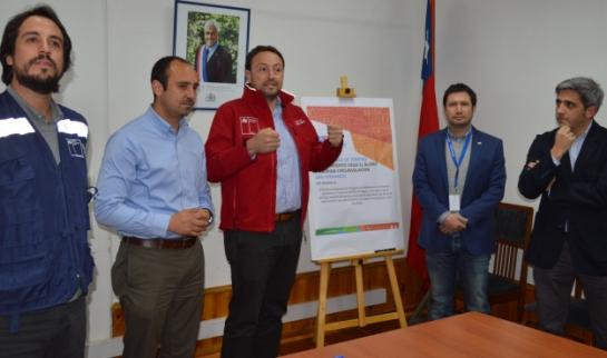 Avanza proceso que mejorará calle El Álamo y Avenida Circunvalación en San Fernando