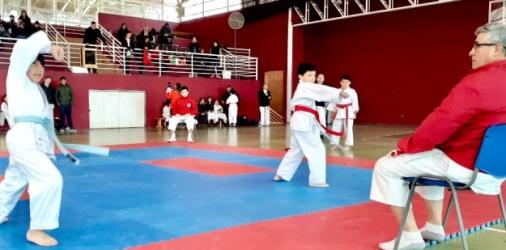 Tenis de Mesa y Karate acaparan la atención rancagüina