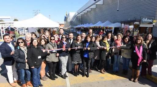 Feria Mujer Emprende Nuevo espacio de comercialización