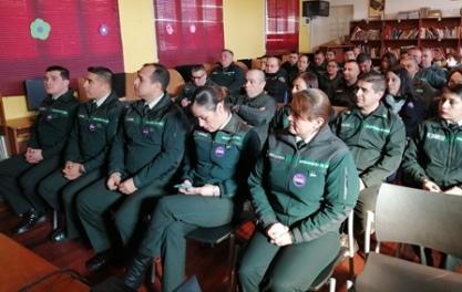 """Directora regional (s) lanzó campaña del concurso """"El Orgullo de Ser Gendarme"""""""