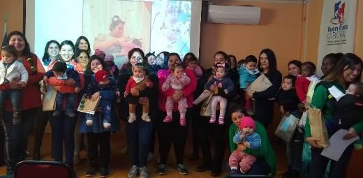 "Hospital Graneros elige a ""Bebés Mamones 2019"""