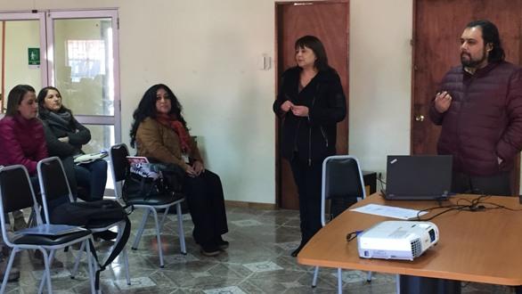 Salud Mental de Cachapoal realizó Consejo Técnico