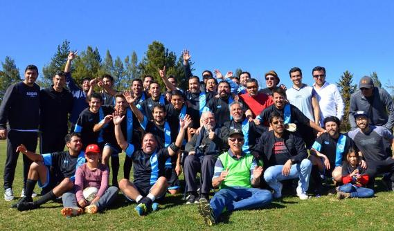 Colegio Abogados Rancagua Club es el campeón del Apertura 2019