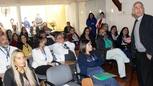 Director del Servicio de Salud se interiorizó sobre la gestión desarrollada por Hospital San Fernando