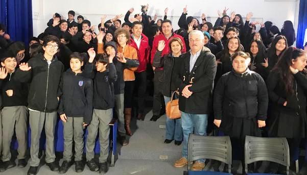 Autoridades de gobierno lanzan plataforma ciudadana de la COP 25 www.porelclima.cl