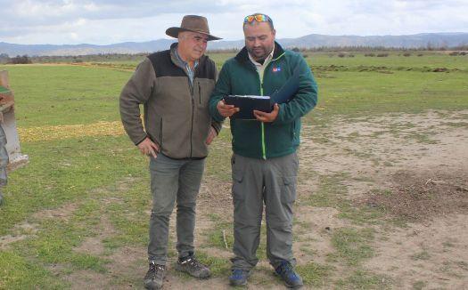 Llaman a postular a nuevo concurso SIRSD-S FNDR para labores agrícolas de emergencia en secano costero e interior