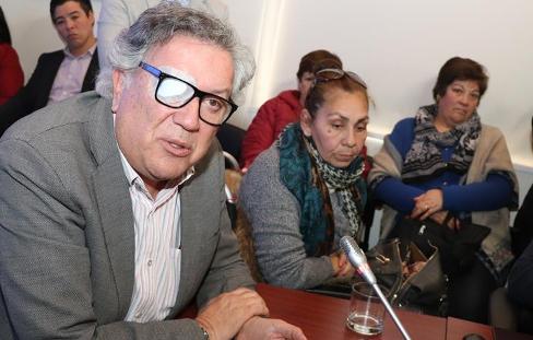 CORE aprueba recursos para mejoramientos en Rancagua