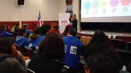INJUV O'Higgins realizó Encuentro Regional de Voluntariado
