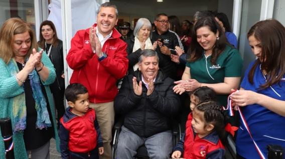 Autoridades inauguran Sala Cuna y Jardín Infantil en Rengo mejorando la cobertura y calidad de la educación inicial