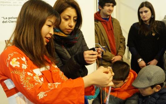 Inscripciones abiertas para talleres de cultura china