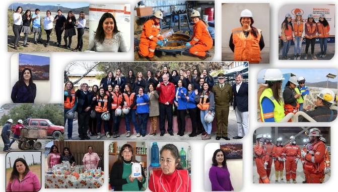 Mujer y Minería, el gran aporte al desarrollo de Chile