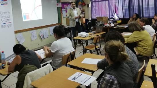 En Graneros se inicia escuela de fortalecimiento femenino para el desarrollo de empresas