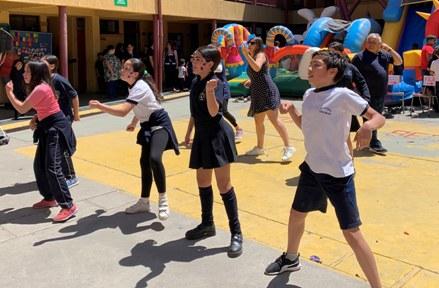 SENDA Previene Rancagua celebra los 119 años de existencia del colegio Carlos Miranda