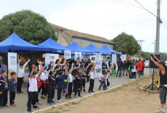SENAME O'Higgins conmemoró Convención Internacional de los Derechos del Niño en Pichilemu