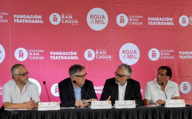 Festival de teatro Rancagua a Mil se tomará la capital regional en enero