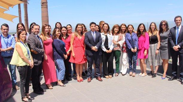 """""""Energía +Mujer"""" convocó a representantes de la industria energética y de gobierno"""