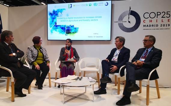 """""""Las tecnologías deben ser creadas con los agricultores, con trazabilidad y transparencia"""""""