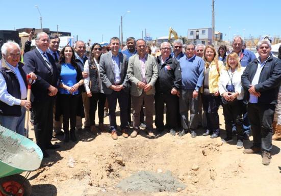 Gobierno Regional da inicio a la segunda etapa de construcción del borde costero en Pichilemu