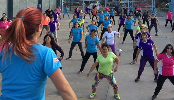 """""""Deporte en Verano"""": talleres gratuitos en Rancagua"""