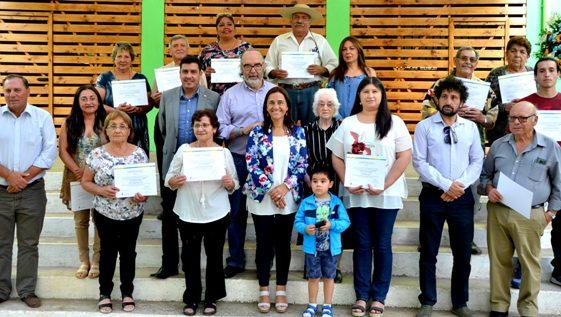 Pacific Hydro fomenta el desarrollo de las comunidades del Alto Cachapoal a través del programa Creciendo Juntos