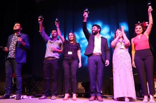 Teatro San Martin abrió sus puertas con un multicultural acto de inauguración
