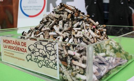Hospital Regional Libertador Bernardo O´Higgins libre de humo