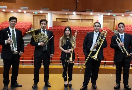 Festival Ensambles de Maderas y Bronces en Teatro Regional Lucho Gatica