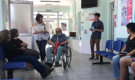 Hospital Pichidegua llama a hacer buen uso de horas médicas