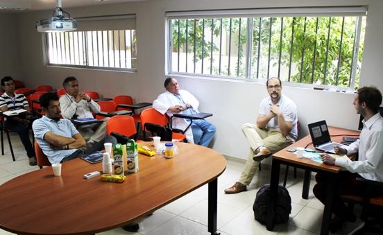 Hospital San Fernando busca potenciales proyectos en materia de eficiencia energética