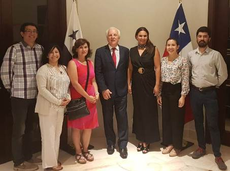 INIA capacita a funcionarios ministeriales de Panamá