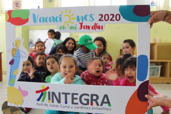 """""""Vacaciones En Mi Jardín 2020"""""""