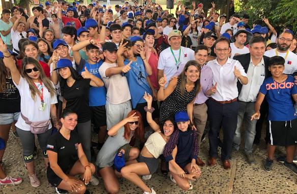 Campamento de Verano en Picarquín