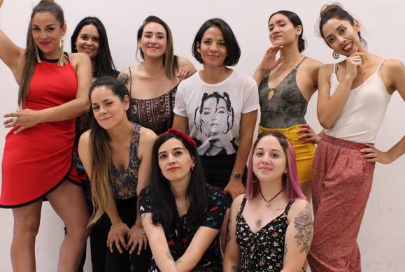 Mujeres artistas de la región se presentan este sábado en el Teatro Regional Lucho Gatica