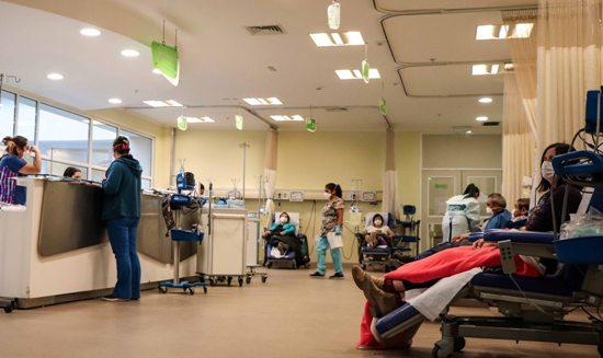 Oncología del Hospital Regional toma medidas ante el COVID-19