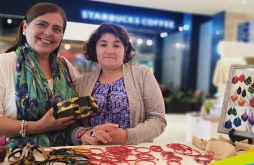 Corporación del Libertador apoya el Emprendimiento Femenino Local