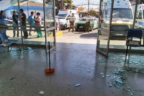 Colegio Médico de Rancagua lamenta hechos de violencia vividos en el Hospital de Rengo