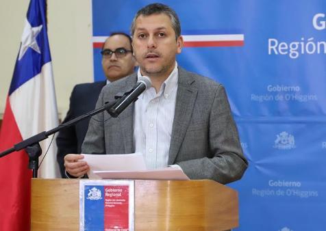 Intendente Juan Manuel Masferrer presentó querellas contra 2personas que violaron cuarentena domiciliaria