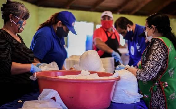 Graneros crea comedor municipal para todos los vecinos