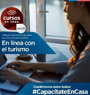 SENCE lanza tres nuevos cursos en línea sin costo para apoyar a la industria del turismo