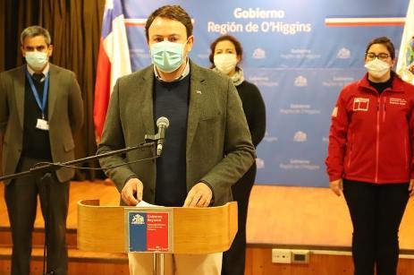 Covid-19: Autoridades regionales informan sobre 14 nuevos casos de contagio