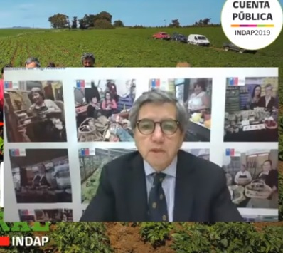 Este año la ejecución del presupuesto de INDAP estará focalizada en las regiones con sequía
